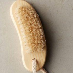 """Cedar 4"""" Nail Brush"""