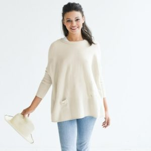 Catalina Crewneck Sweater by Mer Sea