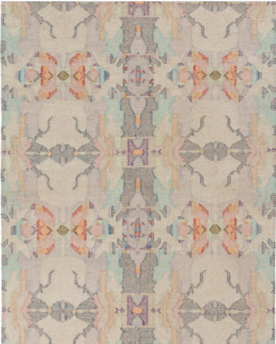 Chapel Hill Loom Knotted Cotton Rug by Dash and Albert