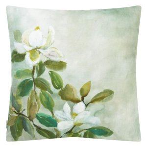 Kiyosumi Celadon Decorative Pillow by Designer's Guild