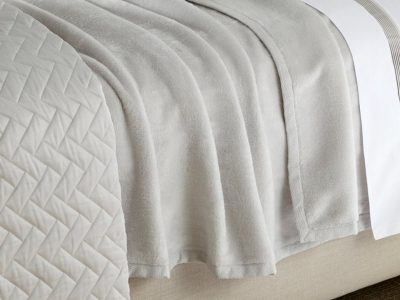 Sintra Cotton Blanket by Matouk