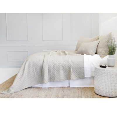Hampton Coverlet, Shams by Pom Pom at Home