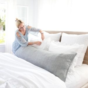 Montauk Body Pillow by Pom Pom at Home