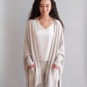 Cozychic Lite Cliffside Wrap by Barefoot Dreams