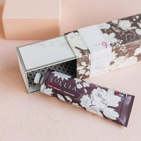 In Love Classic Petal Shea Butter Hand Cream by Lollia