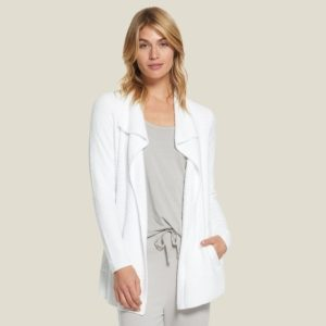 Cozychic Lite Coastal Cardi by Barefoot Dreams