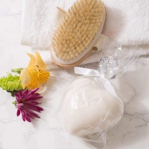 French Heart Shaped Shea Butter Soap