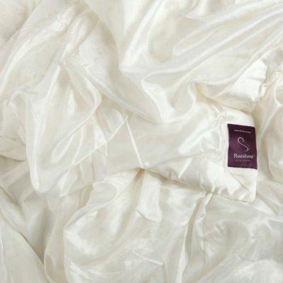 Habotai Silk Filled Duvet by Silk Story