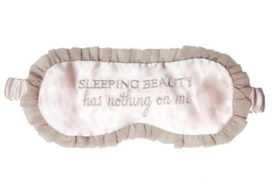 Sleeping Beauty Silk Eye Mask