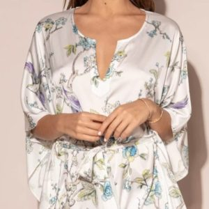 Blue by You Short Caftan