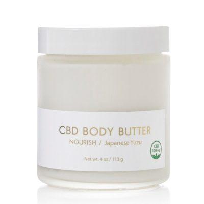 CBD Nourish Body Butter