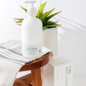 CBD Nourish Body Lotion