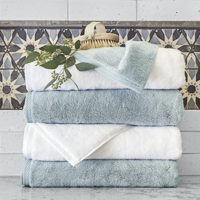 Milagro Bath Towels by Matouk