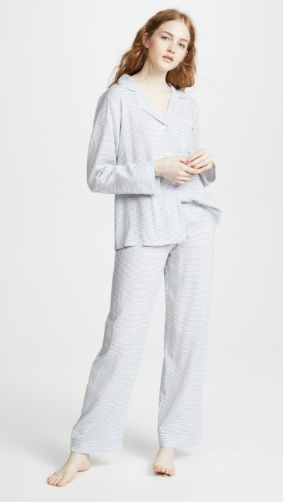 Nautico Stripe Long PJ Set