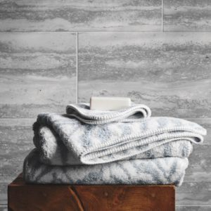 Quincy Bath Towels by Matouk