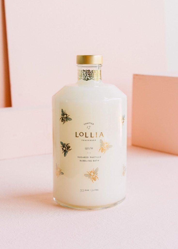 Wish Bubble Bath by Lollia
