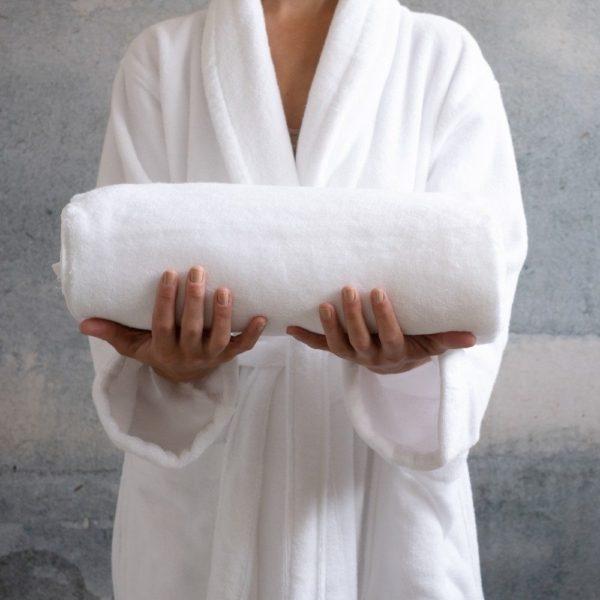 Milagro Bath Towels by Matouk