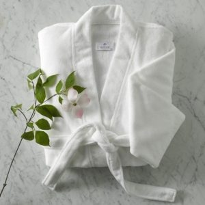 Milagro Cotton Robe by Matouk
