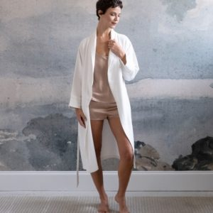 Bamboo Robe by Silk Story