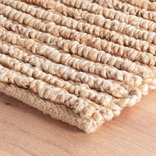 Dunes Natural Woven Jute Rug by Dash & Albert